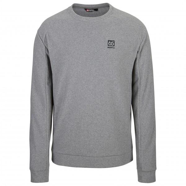 66 North - Gunnar Crew Neck Sweater - Fleecepullover