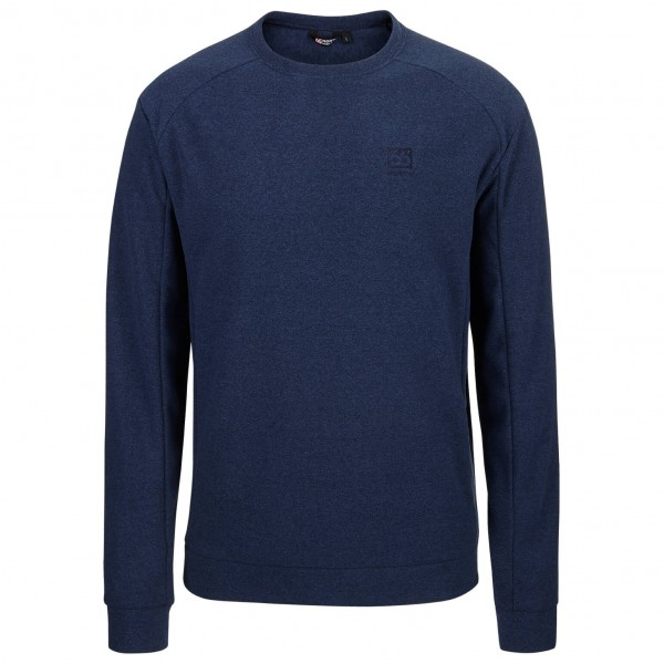 66 North - Gunnar Crew Neck Sweater - Fleecesweatere