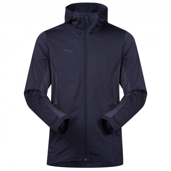 Bergans - Lom Fleece Jacket with Hood - Fleecejacka