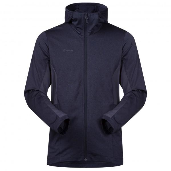 Bergans - Lom Fleece Jacket with Hood - Fleecetakki