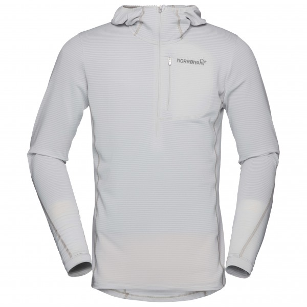 Norrøna - Bitihorn Warm1 Stretch Hoodie - Fleecetröjor