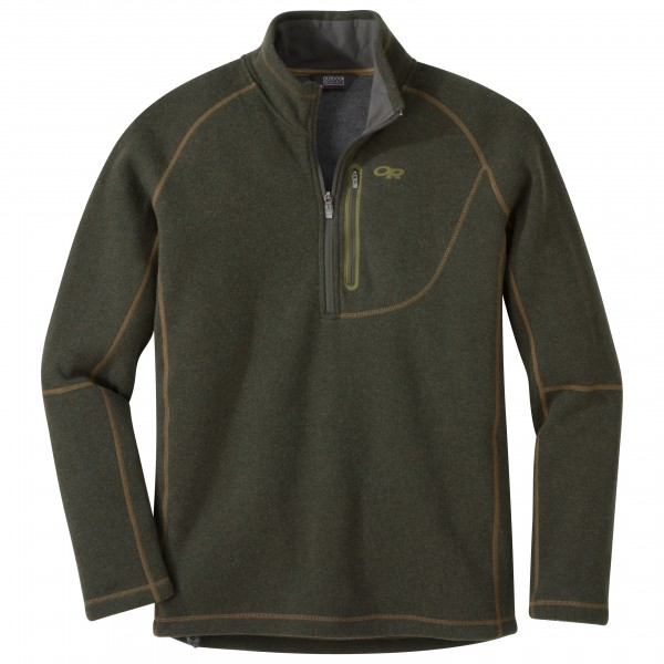 Outdoor Research - Vashon Fleece Qtr-Zip - Fleecesweatere