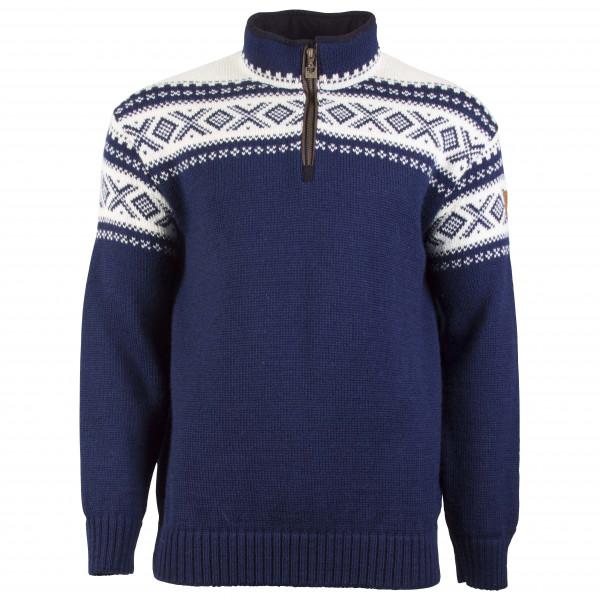 Dale of Norway - Cortina Half Zip Sweater - Merino jumper