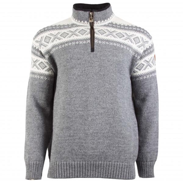 Dale of Norway - Cortina Half Zip Sweater - Merino sweatere