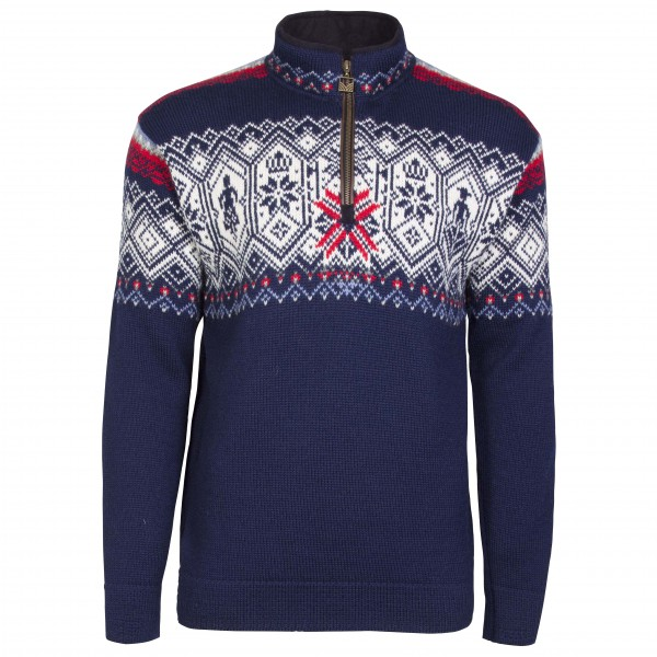 Dale of Norway - Norge Sweater - Ullpullover