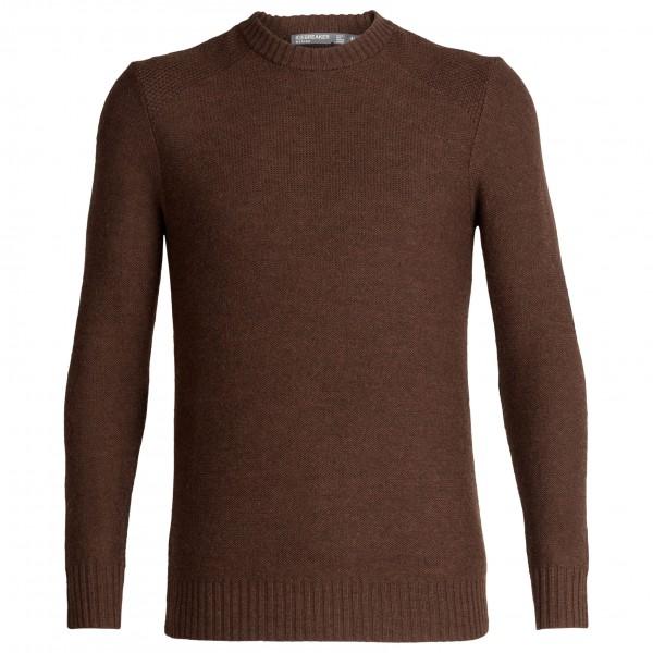 Icebreaker - Waypoint Crewe Sweater - Merino trui
