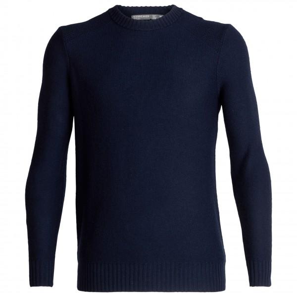 Icebreaker - Waypoint Crewe Sweater - Merinotrui