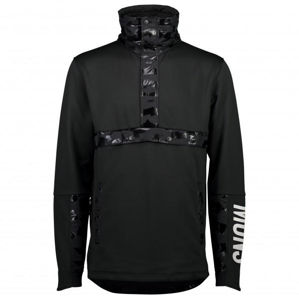 Mons Royale - Decade Tech Mid Pullover - Merino sweatere