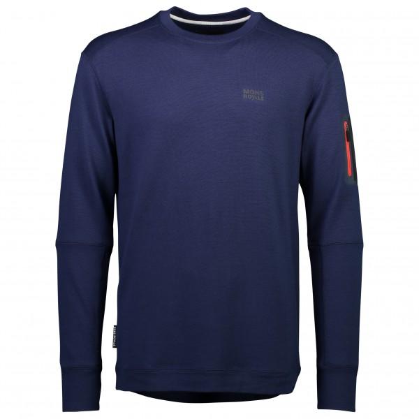 Mons Royale - The Harkin Jersey Crew - Merino jumper