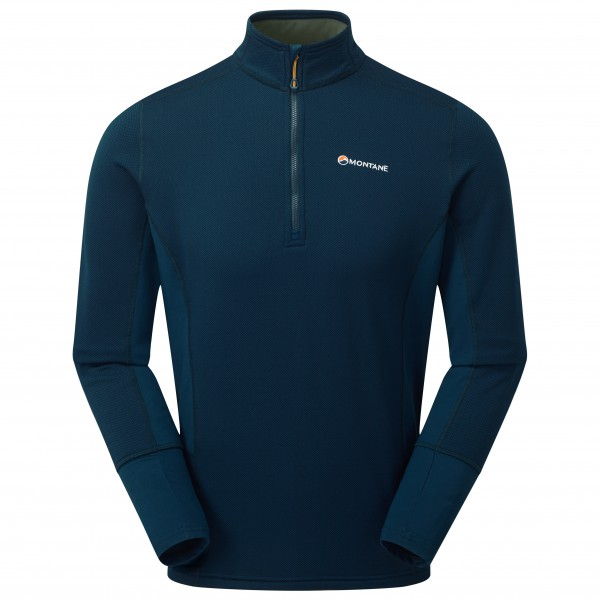 Montane - Iridium Hybrid Pull-On - Fleecegensere