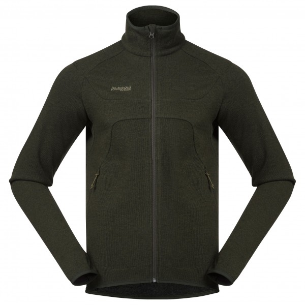 Bergans - Reinfann Jacket - Wool jacket