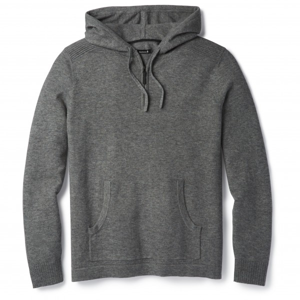Smartwool - Hidden Trail Donegal Hoody Sweater - Överdragströjor merinoull