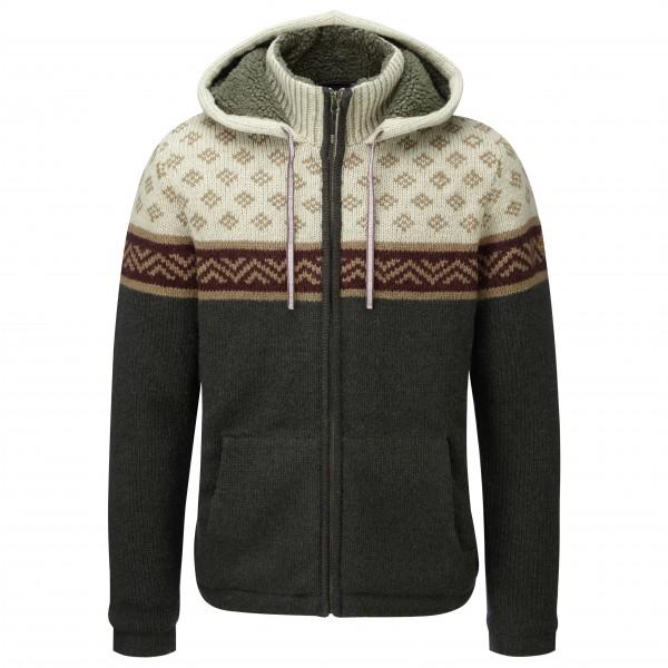 Sherpa - Kirtipur Sweater - Överdragströjor merinoull