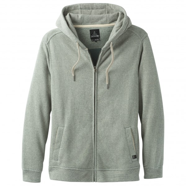 Prana - Outlyer Full Zip Hood Fleece - Fleecejacka