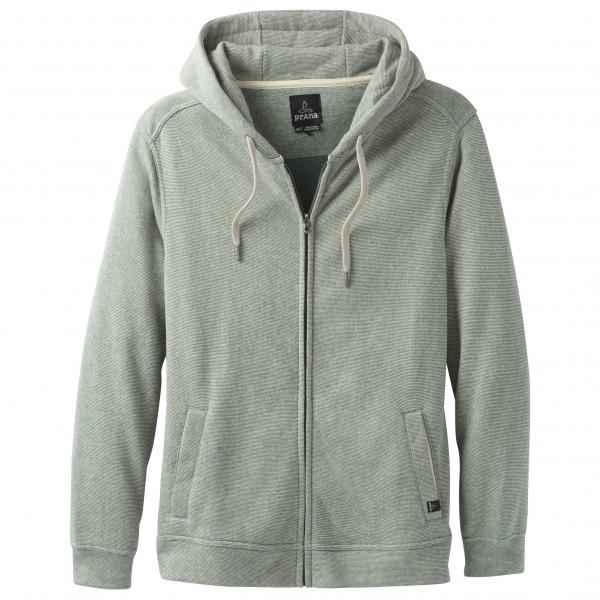 Prana - Outlyer Full Zip Hood Fleece - Fleecejakke