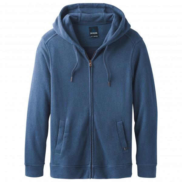 Prana - Outlyer Full Zip Hood Fleece - Fleecejacka