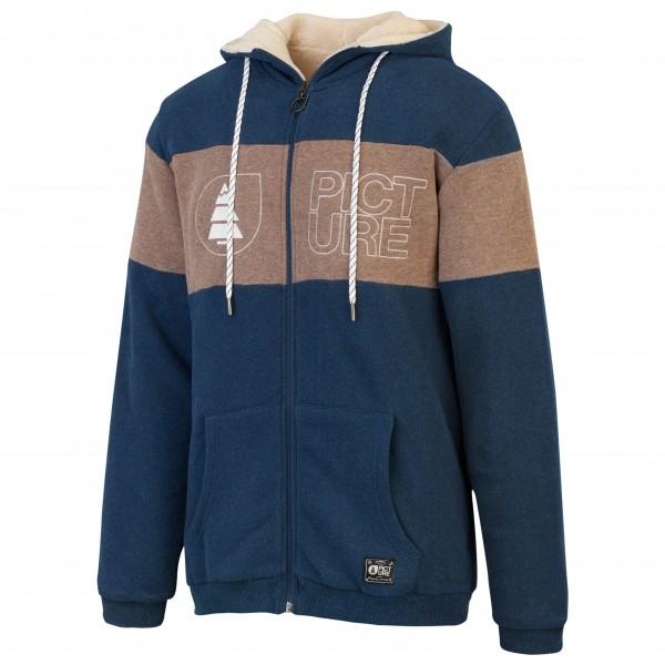 Picture - Basement Plush Hoody Zip - Fleece jacket