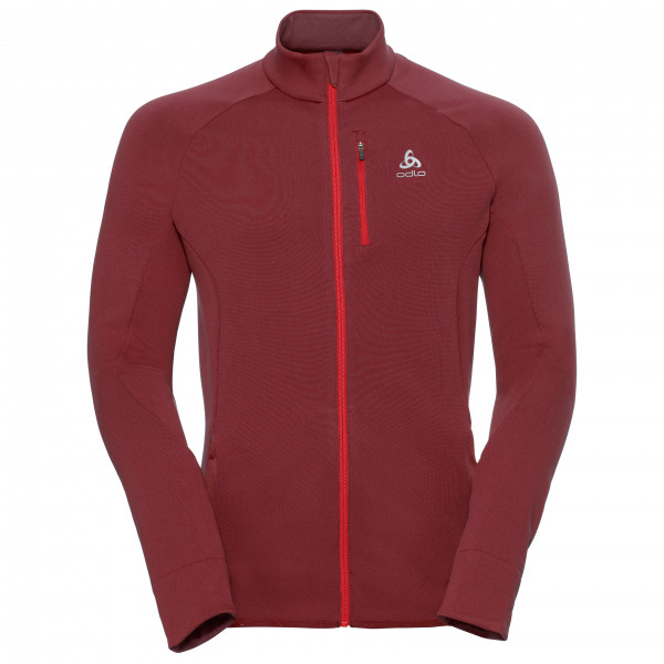 Odlo - Midlayer Full Zip Carve Warm - Fleece jumper