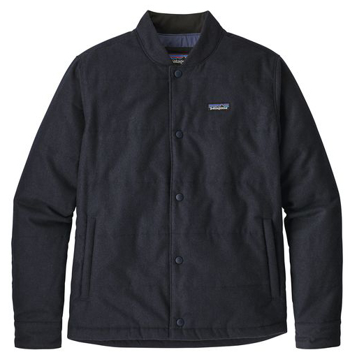 Patagonia - Recycled Wool Bomber Jacket - Wollen jack
