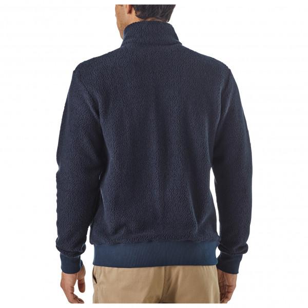Woolyester Fleece Jacket - Wool jacket