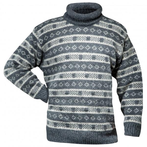 Devold - Alnes Sweater with Roll Neck - Merinovillapulloverit