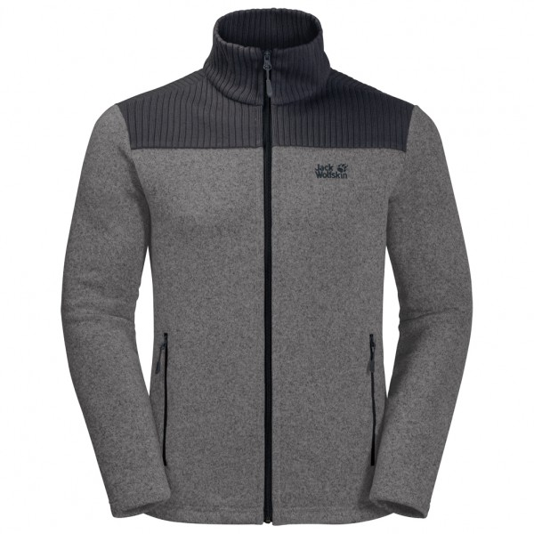 Jack Wolfskin - Scandic Jacket - Fleece jacket