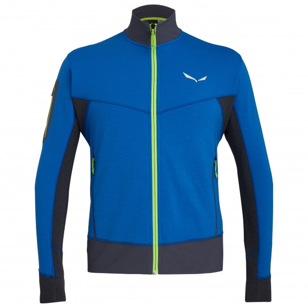 Salewa - Ortles Stretch Hybrid Jacket - Fleecejakke