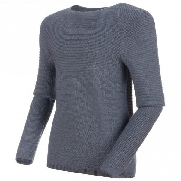 Mammut - Alvra ML Pull - Merino sweatere