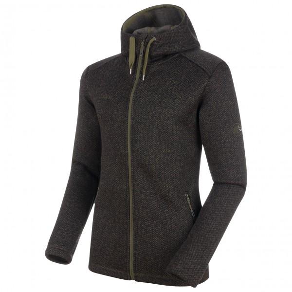 Mammut - Chamuera ML Hooded Jacket - Fleecejack
