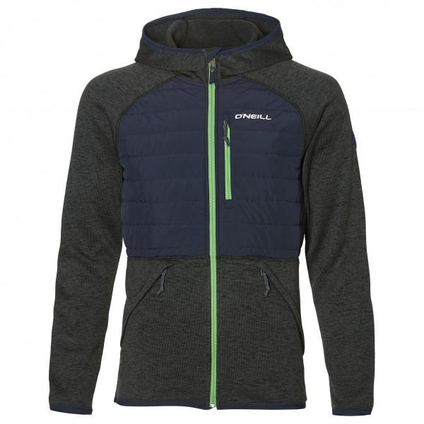 O'Neill - Piste Hoodie Baffle Fleece - Fleece jacket