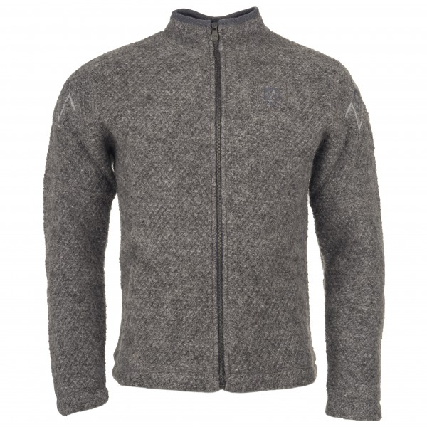 66 North - Kaldi Gore Windstopper Sweater Special Edition - Uldjakke
