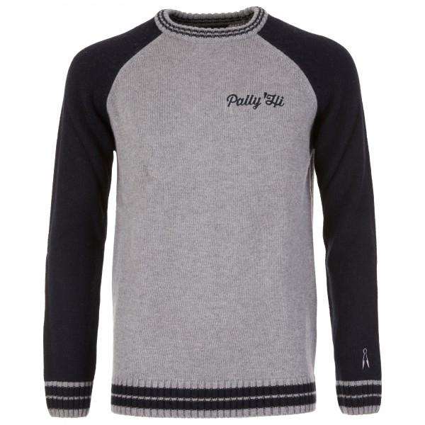 Pally'Hi - Knit Sweater University - Merinovillapulloverit