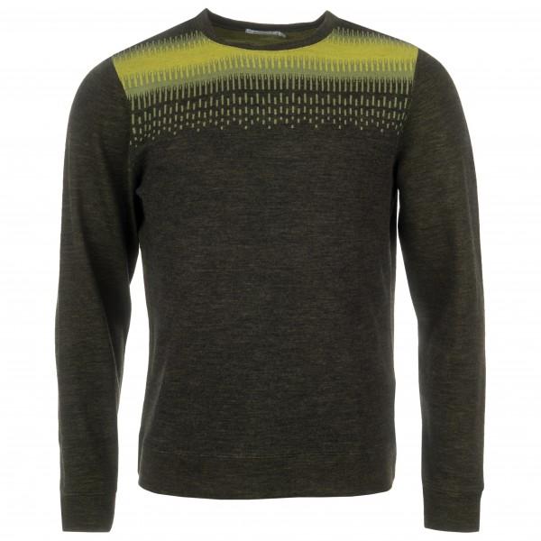 We Norwegians - Suldal Crewneck - Jerséis de lana merina