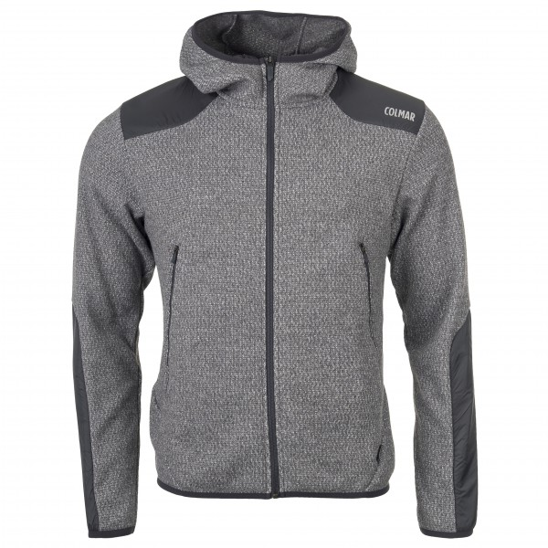 Colmar Active - Fullzip Knitted Fleece Hoodie - Fleecetakki