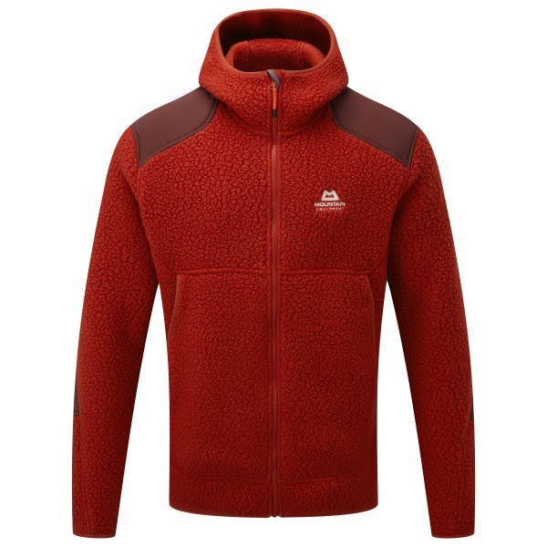 Mountain Equipment - Moreno Hooded Jacket - Fleecejacka