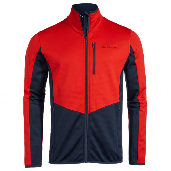 Vaude - Back Bowl Fleece Full Zip Jacket - Fleece jacket
