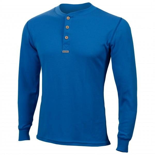 Aclima - Warmwool Granddad shirt - Merino trui