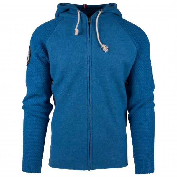 Amundsen Sports - Boiled Hoodie Jacket - Wollen jack