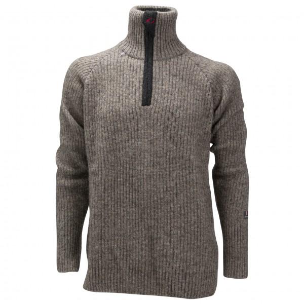 Ulvang - Feral Sweater with Zip - Yllejacka