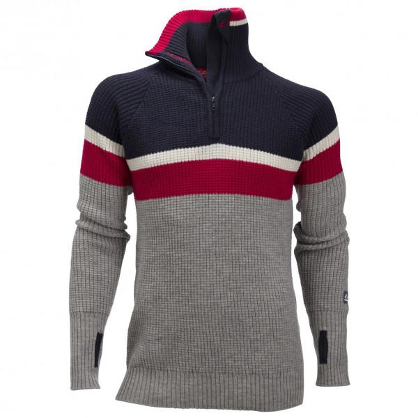 Ulvang - Østersund Half Zip - Pull en laine mérinos