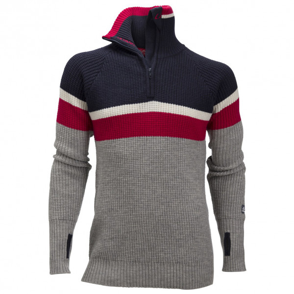 Ulvang - Østersund Half Zip - Pullover in lana merino