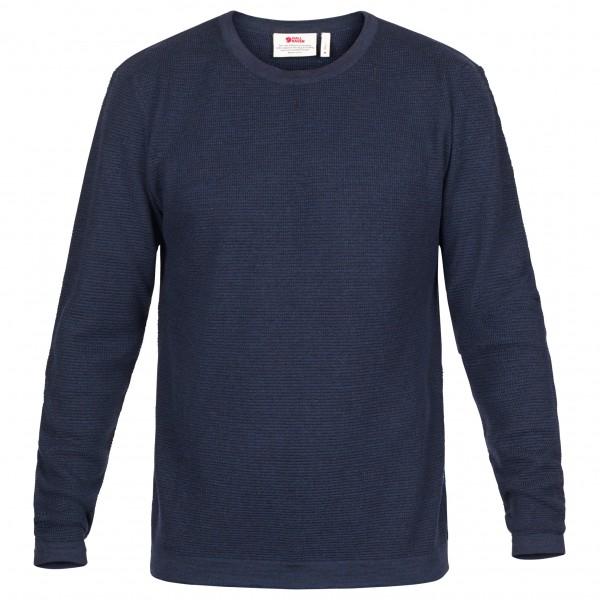 Fjällräven - High Coast Merino Sweater - Jerséis de lana merina