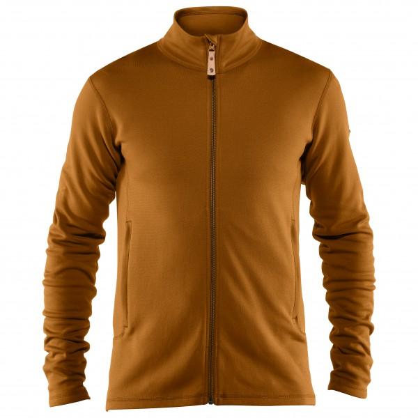 Fjällräven - Keb Wool Sweater - Ulljakke