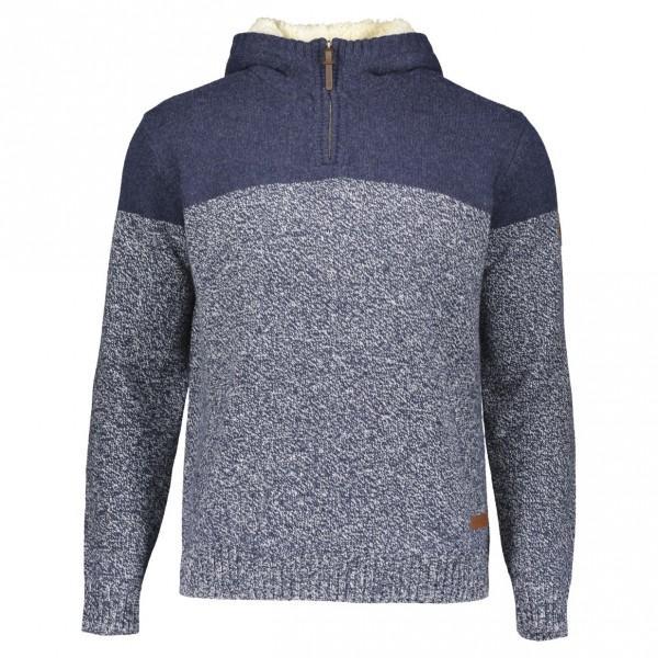 Powderhorn - Hooded Sweater - Merino sweatere