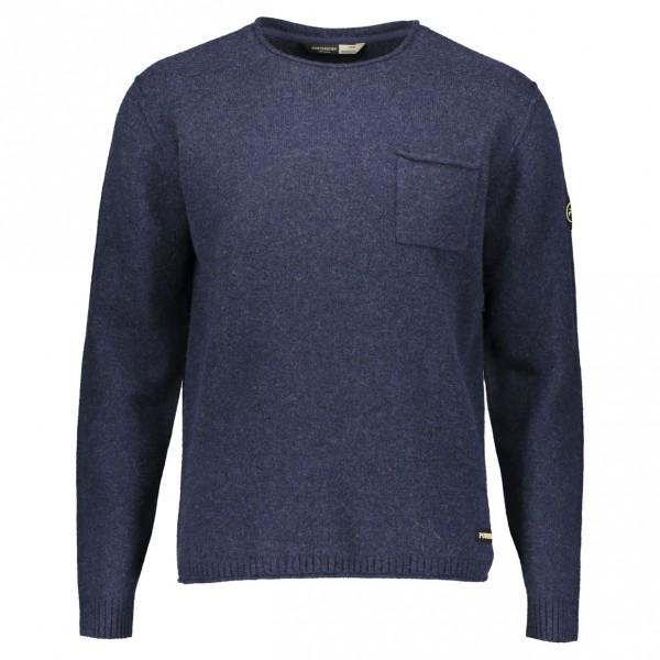Powderhorn - Pocket Sweater - Merino sweatere