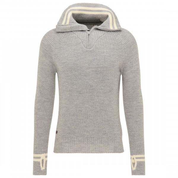 Devold - Varde Zip Neck - Wollpullover