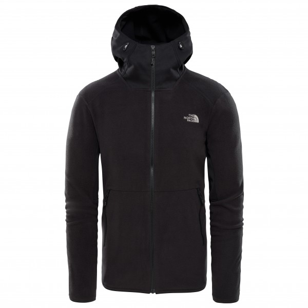 The North Face - Kabru F/Z Hoodie - Fleecejacka