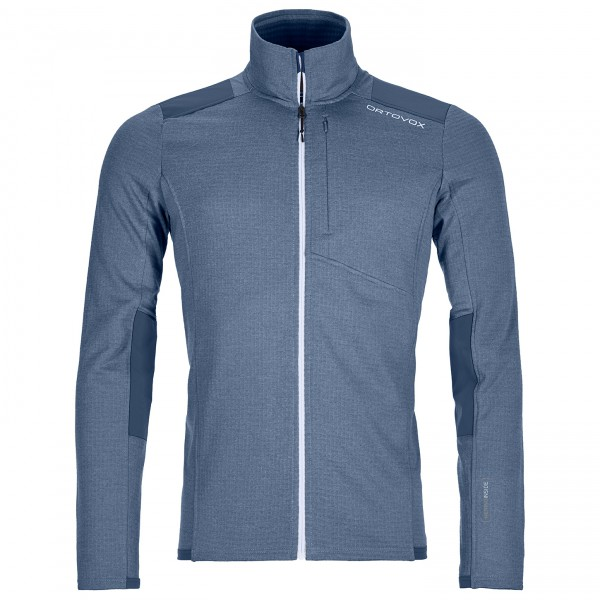 Ortovox - Fleece Light Grid Jacket - Fleecejacka