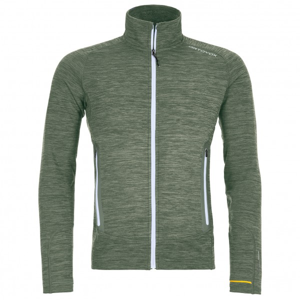 Ortovox - Fleece Light Melange Jacket - Yllejacka