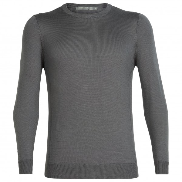 Icebreaker - Quailburn Crewe Sweater - Merino jumper